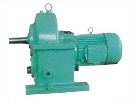 YTC系列齒輪減速三相異步電動機