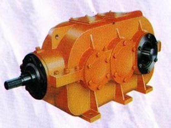 SPJ-800系列矿用减速机
