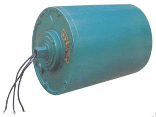 JYD 型油冷式电动滚筒