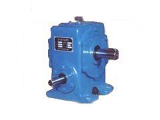 WS型蝸桿減速機