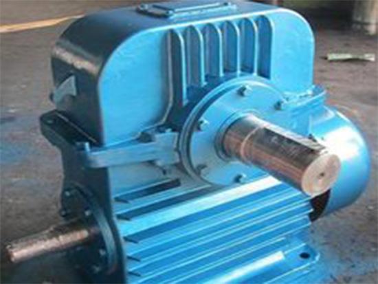 WD圓柱蝸桿減速機
