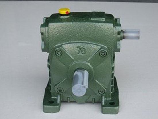 WPS蝸輪蝸桿減速機