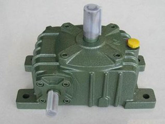 WPO蝸輪蝸桿減速機