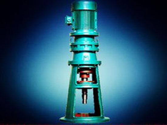 BLY系列立式專業電機直聯擺線針輪減速機