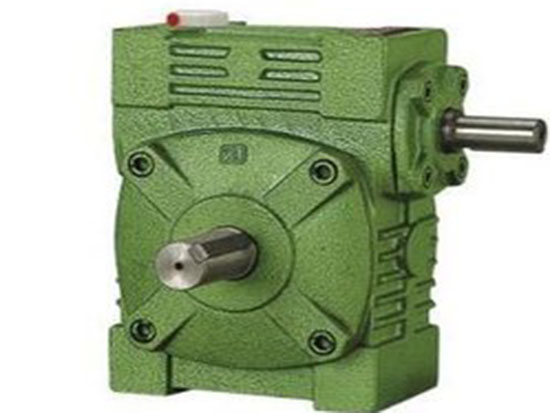WPW蝸輪蝸桿減速機