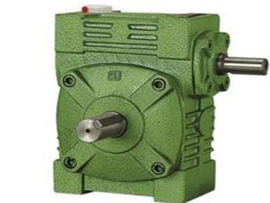 WPW蜗轮蜗杆减速机