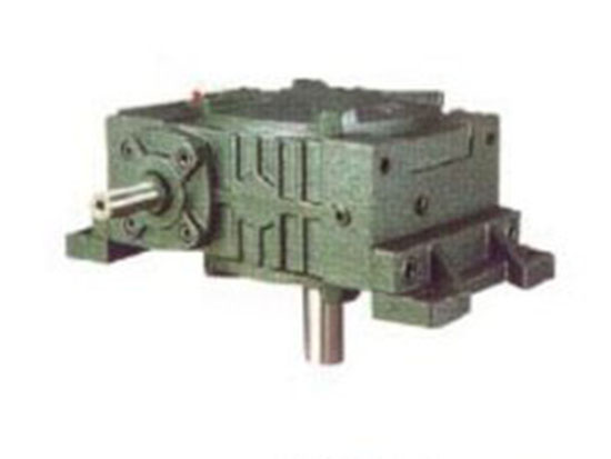 WPWX蜗轮蜗杆减速机