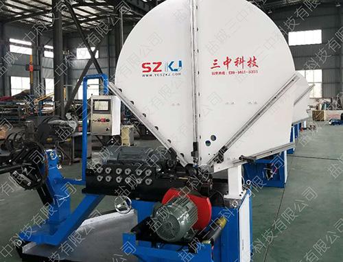 江苏不锈钢螺旋风管机