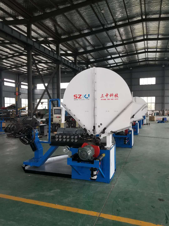 高品质全自动螺旋风管机
