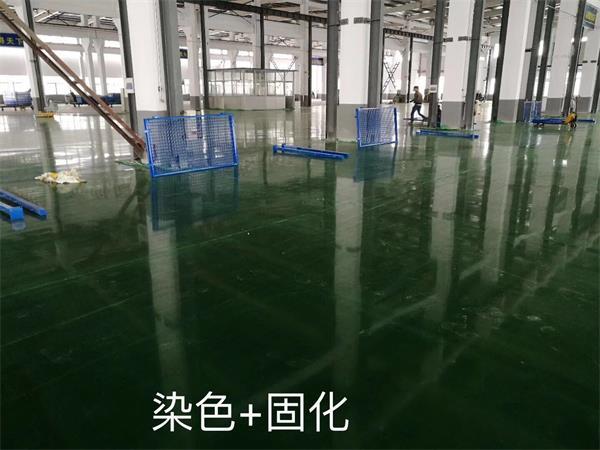 江苏固化地坪