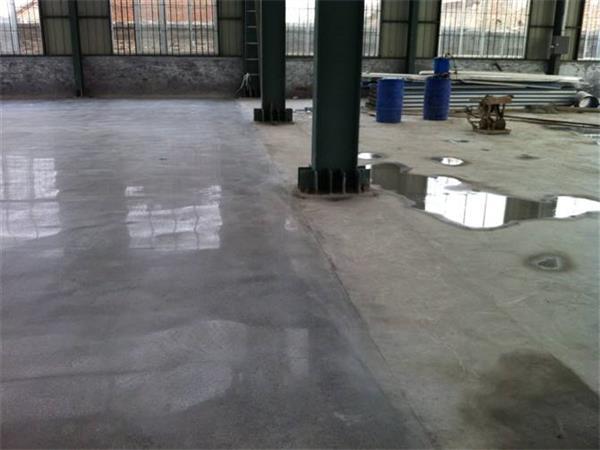 旧地坪翻新