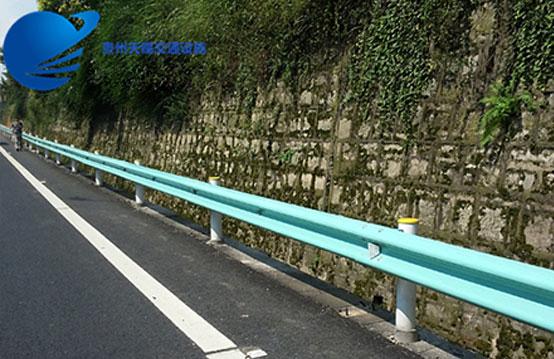 贵阳喷塑波形护栏