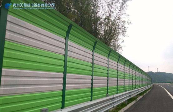 道路噪音墙