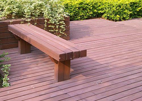 贵州防腐木地板批发