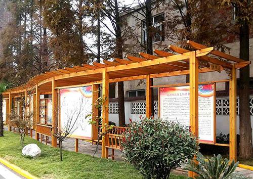 遵义贵州防腐木工程