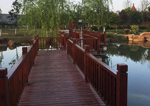 貴州防腐木橋梁