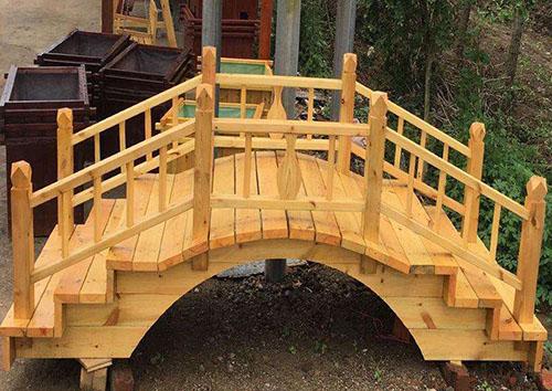 贵阳防腐木桥梁设计