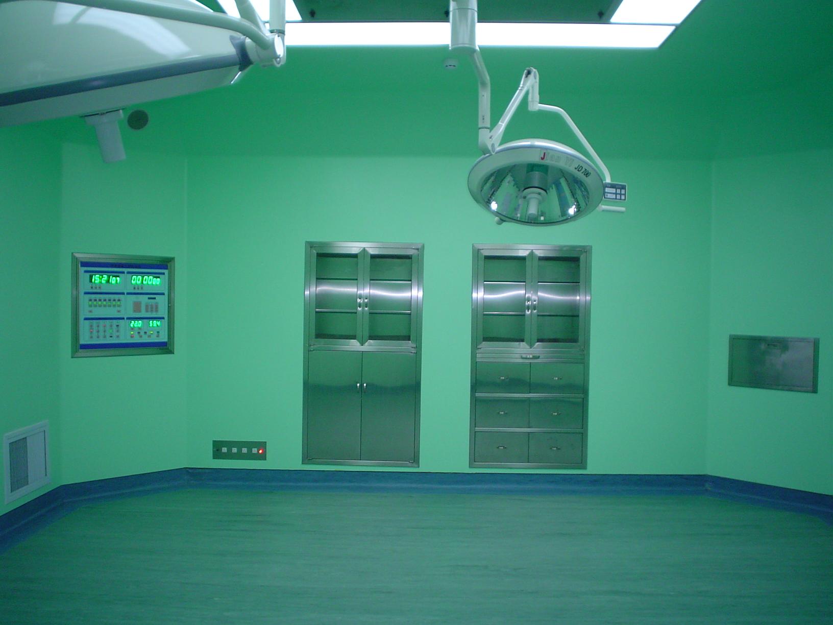 电解钢板手术室