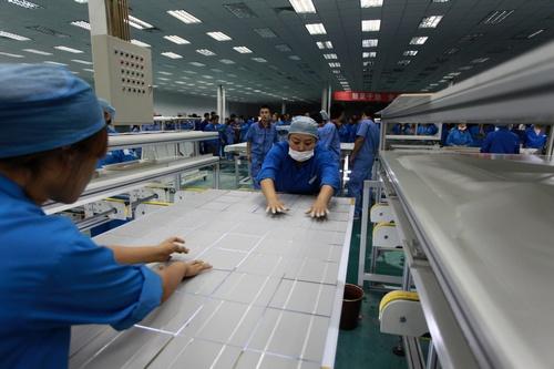 电子光媒净化厂房