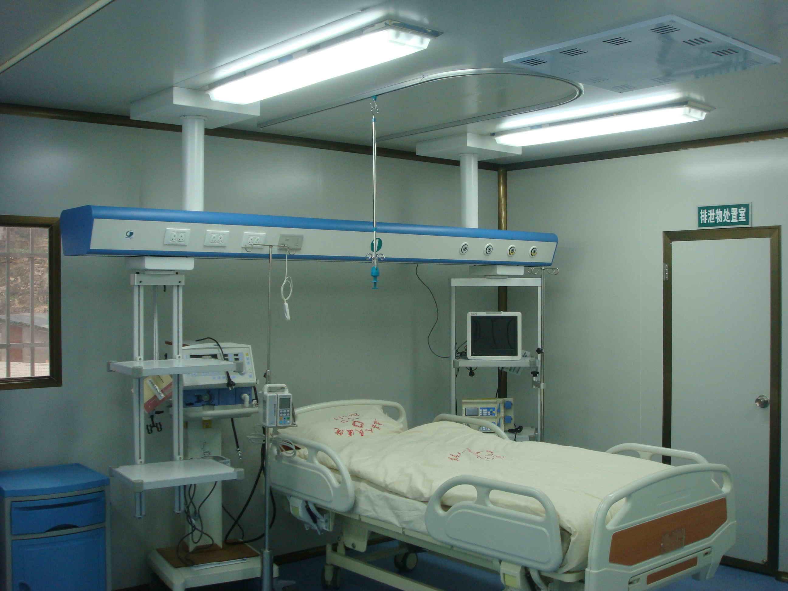 icu监护室
