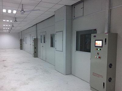 锂电高温老化房