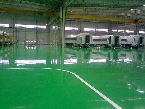 郑州工业车库地坪施工厂家