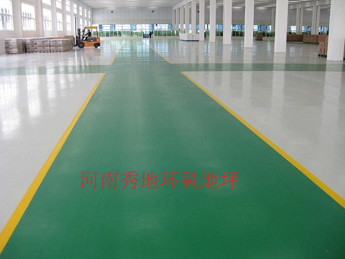 郑州环氧地坪施工