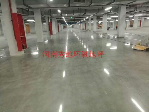 郑州耐磨地坪