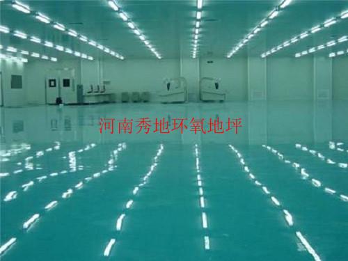 郑州环氧地坪改造