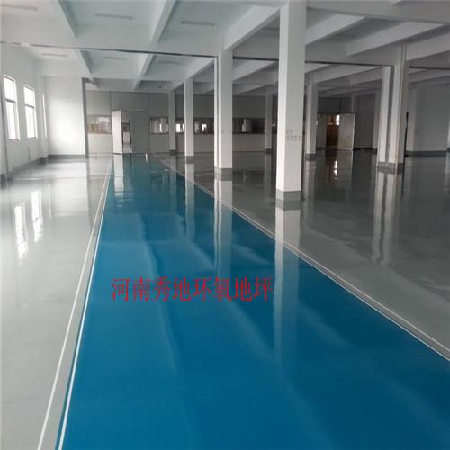 工业厂房车间地坪