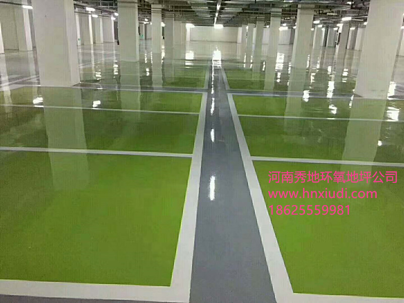 厂房车间环氧地坪_河南|郑州