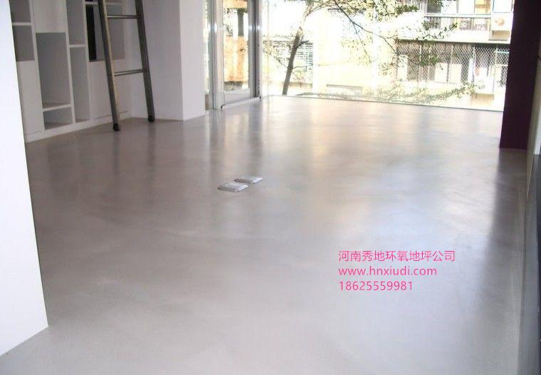 郑州水泥自流平地坪