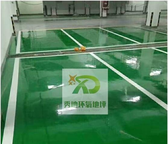 郑州地坪公司