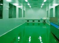 环氧防静电地坪应用
