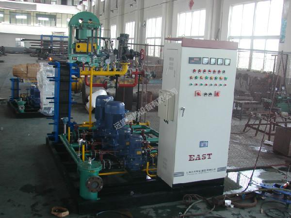 2.8mw汽水板式换热机组