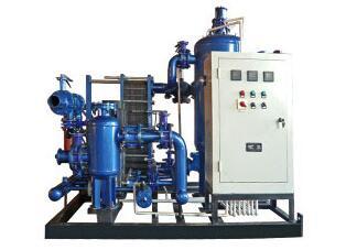 恒温水水生活热水换热机组