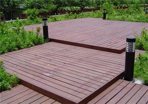 荆门襄阳防腐木地板