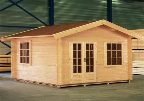 黄石防腐木木屋