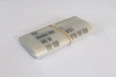 抚顺塑料袋定制