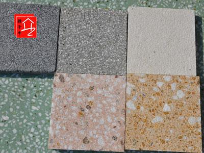 广州水磨石工艺
