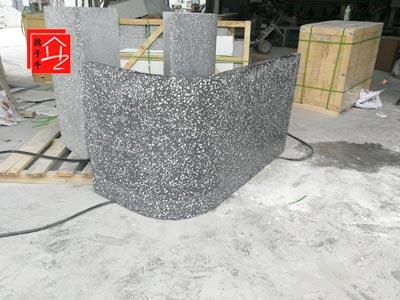 四川传统水磨石地面