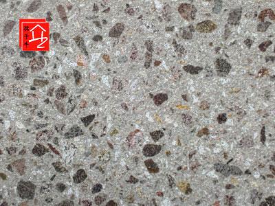 生态水磨石地板