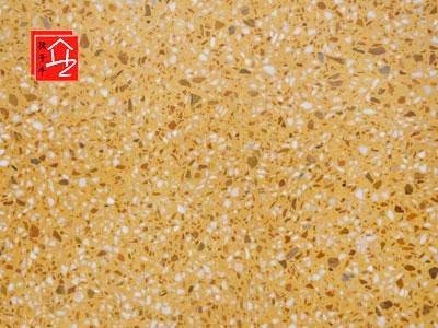 四川彩色水磨石地板
