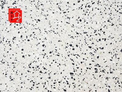 广州户外水磨石地板