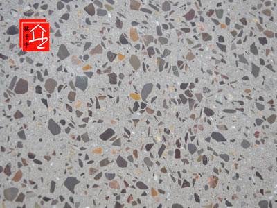 上海办公室水磨石地板