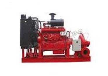 柴油機消防泵組