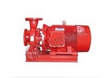 臥式單級消防泵