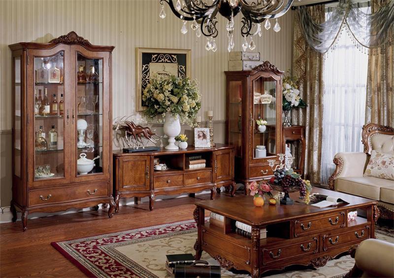 无锡实木厅柜