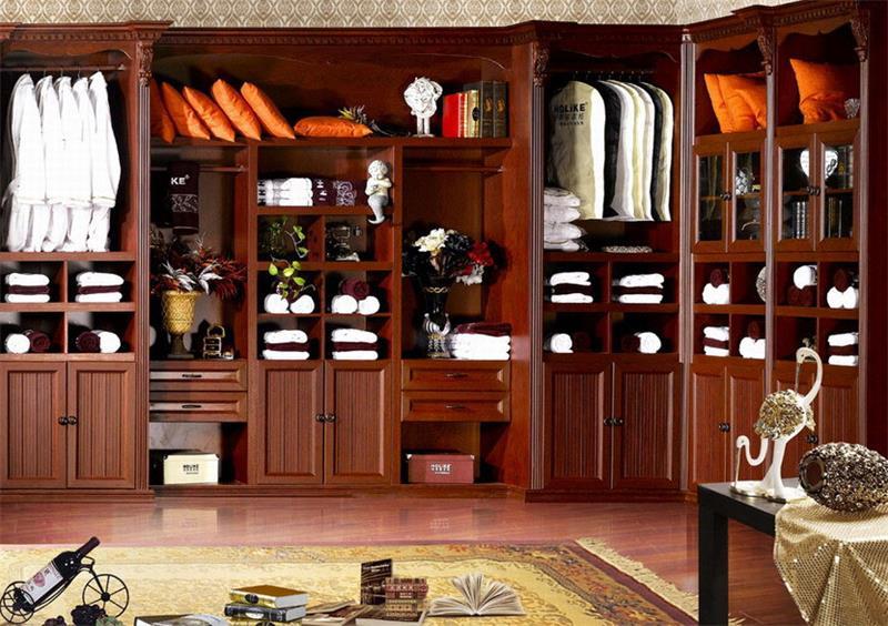 苏州实木衣柜