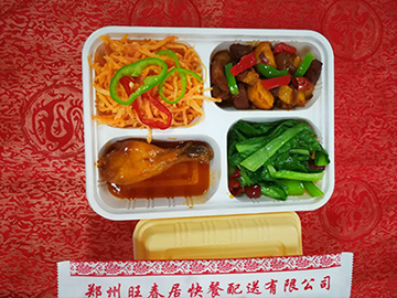 鄭州特色盒飯